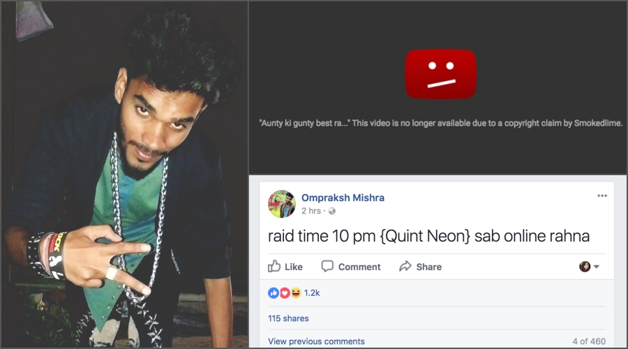 'Bol Na Aunty Aau Kya': Journalist Gets Rape Threats After YouTube Takes Down Sexist Song